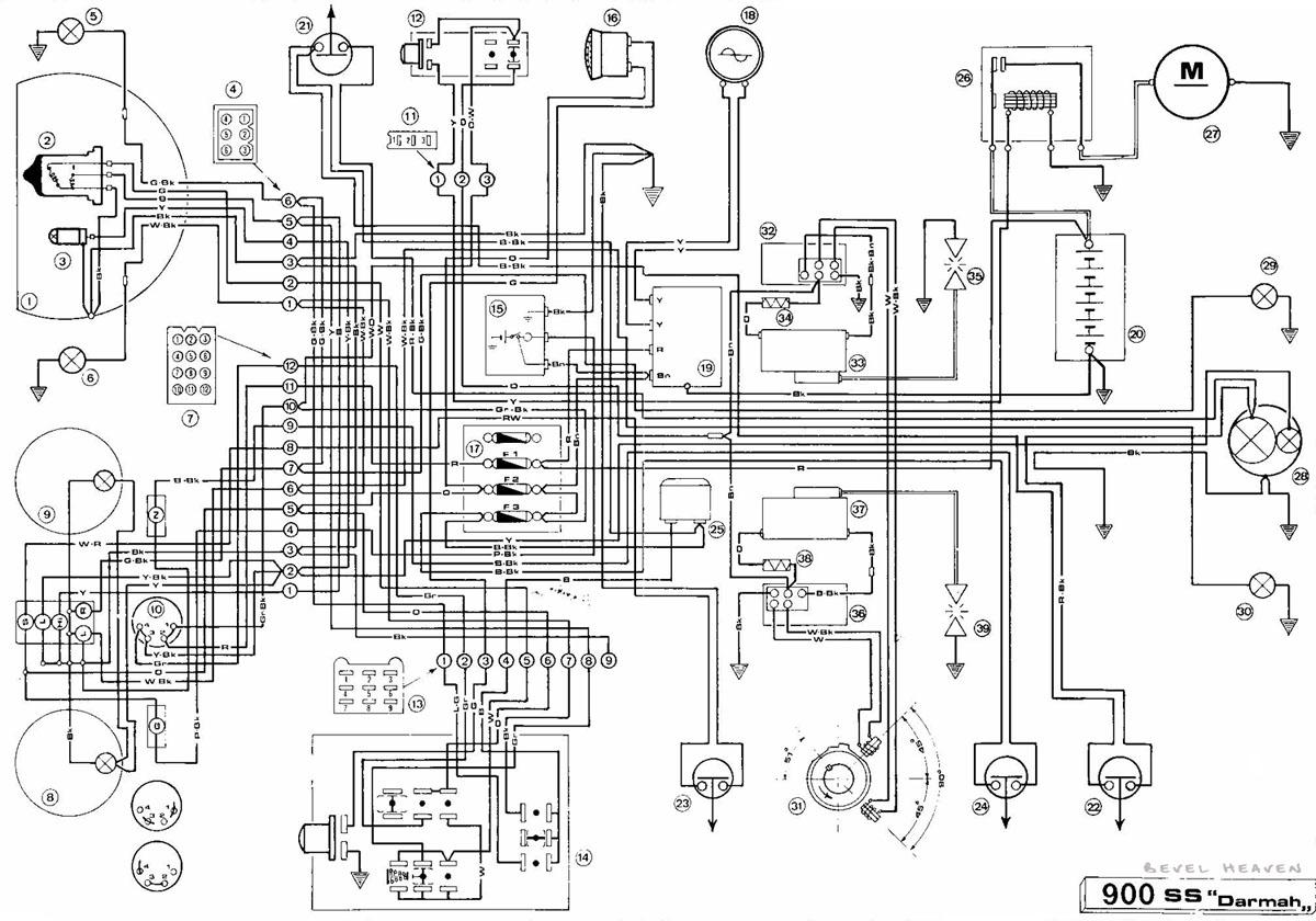 honda metropolitan wiring diagram 2009 ford ranger headlight ducati monster 2006