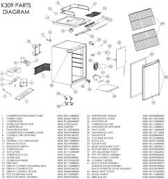 kegco mdk 309b 01 kegerator cabinet only black cabinet and door beveragefactory com [ 1318 x 1389 Pixel ]