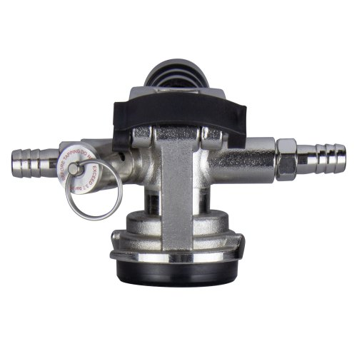 small resolution of kegco kt41d lp low profile d system keg tap coupler