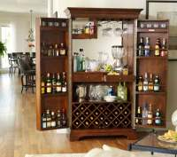 Howard Miller 695-064 Sonoma Hide-A-Bar Wine & Spirits ...