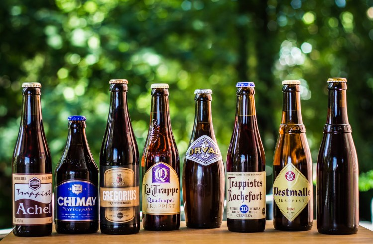 Mythological Craft Beers