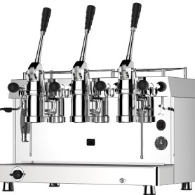 (3)Fracino's Three group Retro gas machine(600)