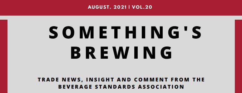 Something's Brewing August 2021