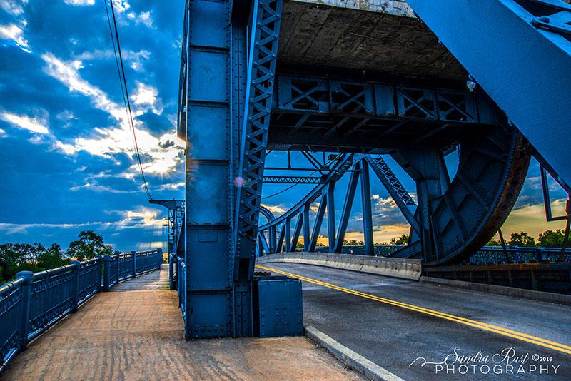 Joliet Historical Bridge-McDonough Street