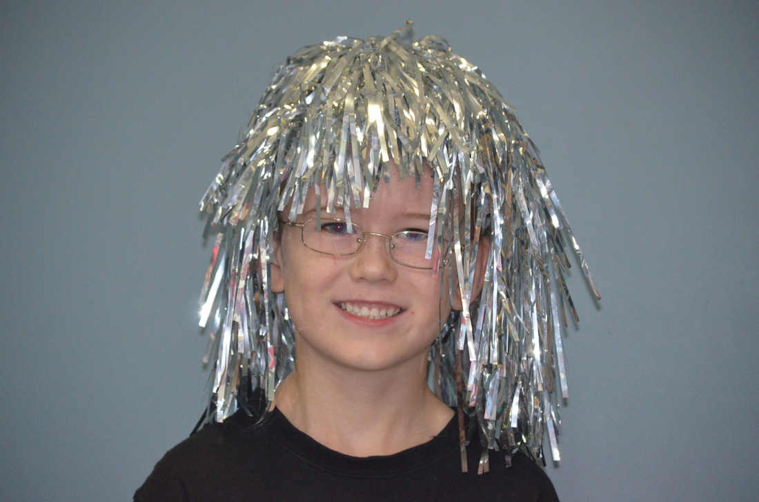 Crazy Hair Day Beverford District Primary School
