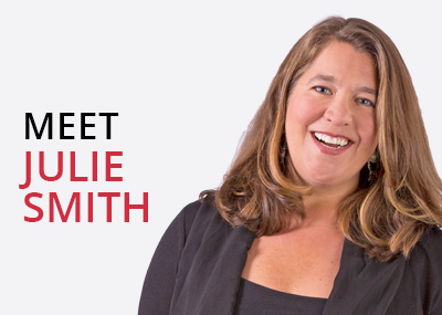 Meet Julie Smith, the agent for this week's WLOS Home of the Week