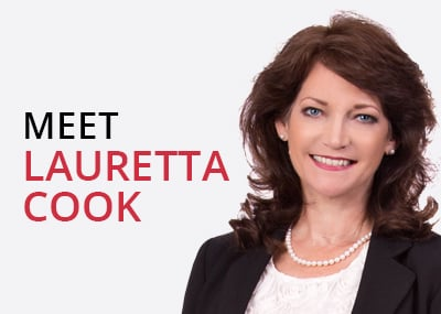 Meet Lauretta Cook, the agent for this week's WLOS Home of the Week
