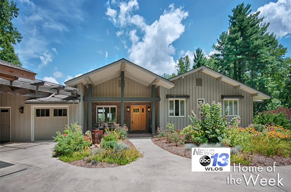 WLOS Home of the Week: 130 Whispering Pines Drive