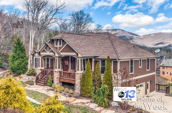 WLOS Home of the Week: 95 Willow Farm Road
