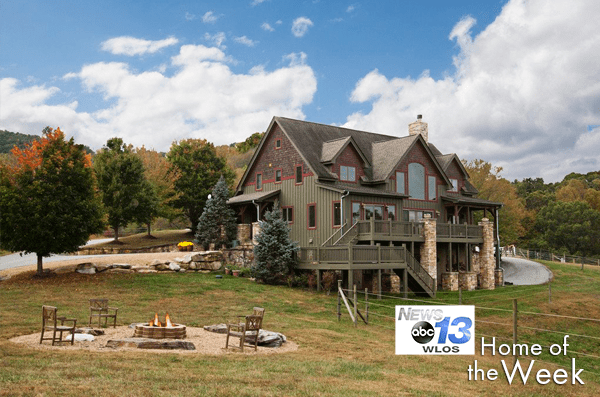 WLOS Home of the Week: 67 Farm View Road