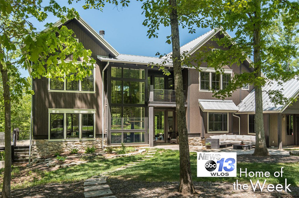 WLOS Home of the Week: 18 Wolfe Cove Road