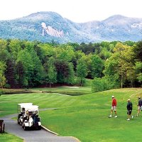 Two Fantastic Courses Make Rumbling Bald a Golf Destination