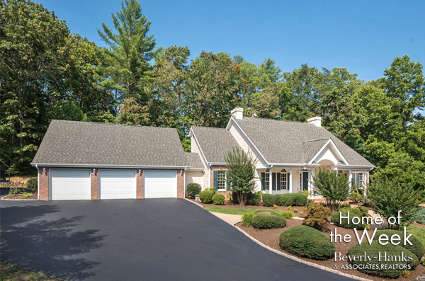 Beverly-Hanks Home of the Week: 15 Four Oaks Drive