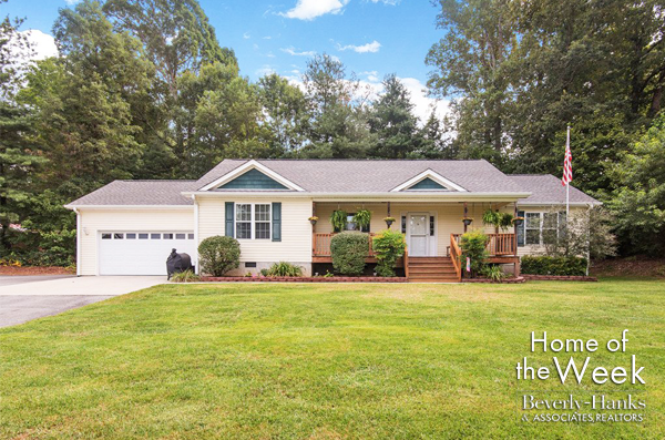 Beverly-Hanks Home of the Week: 1113 Brookside Camp Road
