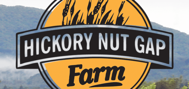 Asheville: $10 Certificate to Hickory Nut Gap Farm