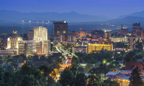 Downtown Asheville, NC: A-List Living in an A-List City