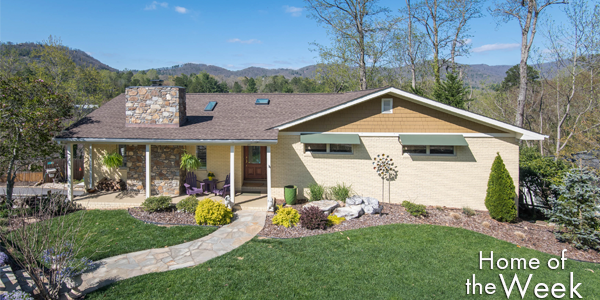 Beverly-Hanks Home of the Week: 21 Beaver Point Park in Asheville