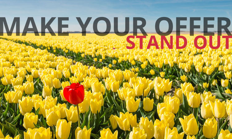 3 Ways to Make Your Offer Stand out in a Seller's Market