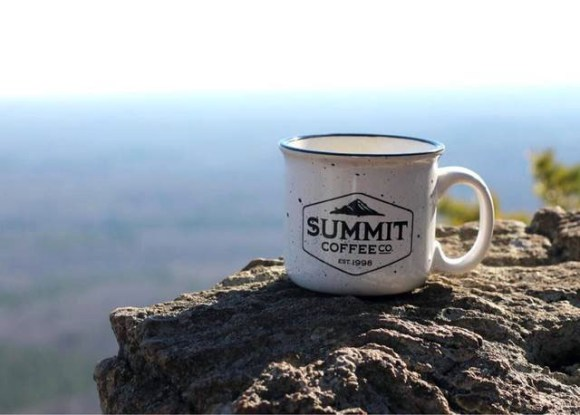 Asheville: Any Coffee Drink & a Baked Good at Summit Coffee Co.