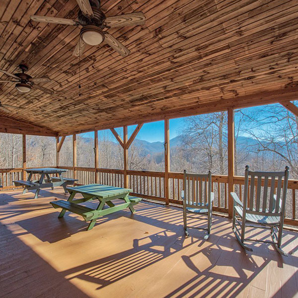Help Us Choose the Best Porch in WNC: Championship Round