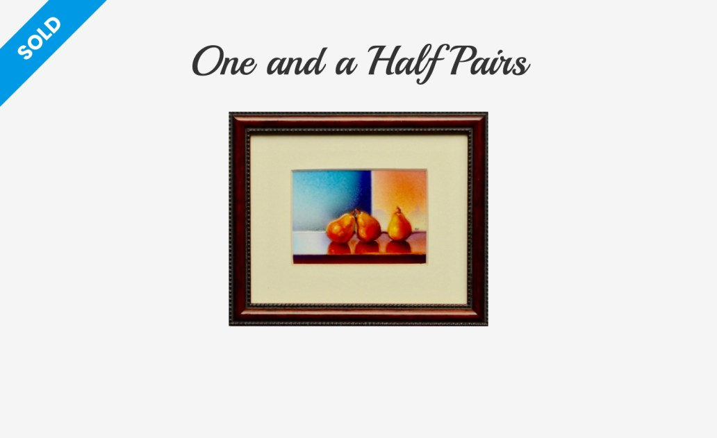 One and a Half Pairs