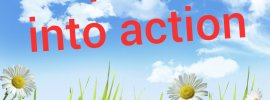 Spring into action. It's good for your health.