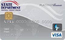 state department savings secured visa platinum card