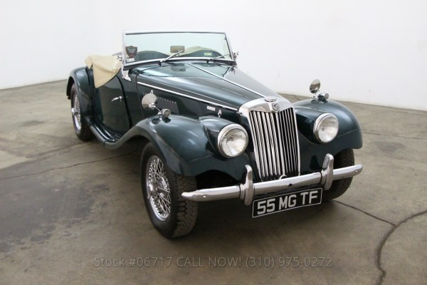 1955 Mg Tf Autem Redd Year Of Clean Water