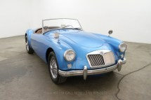 1957 Mg Roadster Beverly Hills Car Club