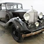 1940 Rolls Royce Phantom Iii Limousine Beverly Hills Car Club
