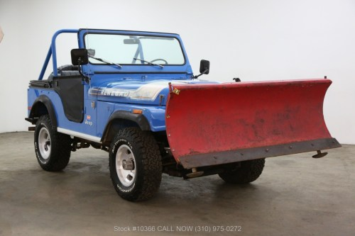 small resolution of 1976 jeep cj5 levis edition with v8