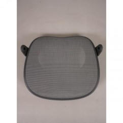 Herman Miller Chair Repair Parts Outside Chaise Lounge Chairs Mirra Seat Replacement Grey From Beverly Hills