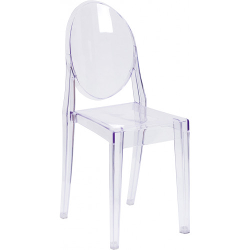 Ghost Side Chair from Beverly Hills Chairs