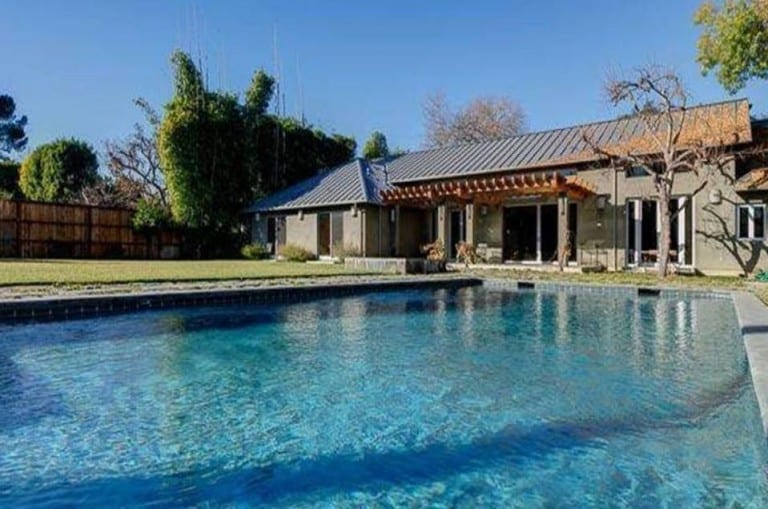 Megan Fox Sells Mansion Beverly Hills Magazine