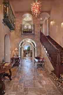 Luxury Home Interior Design Foyer
