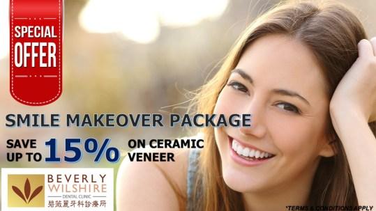 Veneer promotion