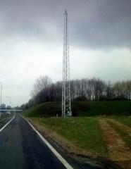 Gsm-zendmast langs A16