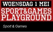 1 mei, Sport en Games in Beverwaard