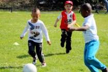 Play&Games Beverwaard, Schinnenbaan