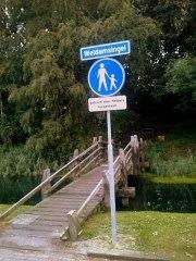 Hoek Weldamsingel/Oude Watering