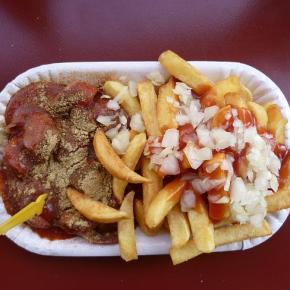 Der große Frankfurter Currywurst-Test: Heute: Teil IV – Worscht Company – Schwanthaler Str. 38