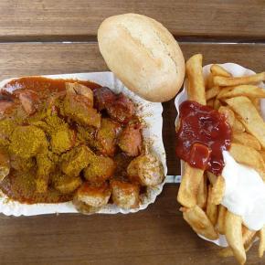 Der große Frankfurter Currywurst -Test. Heute: Teil VIII – Worschtquartier – Zeil