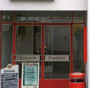 Frankfurt - Auf den Spuren der Eintracht