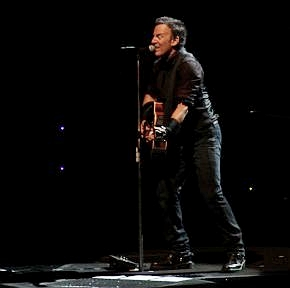 Bruce Springsteen in Frankfurt