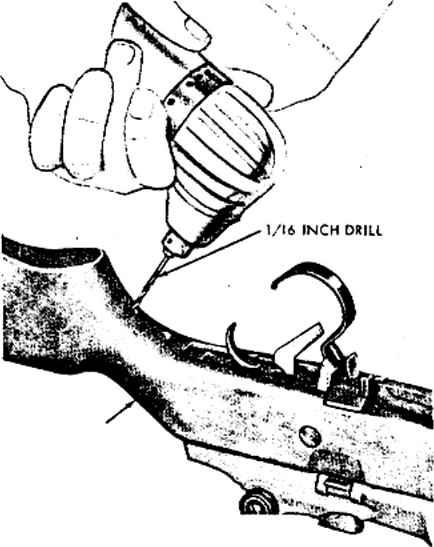 Rifle Bipod M