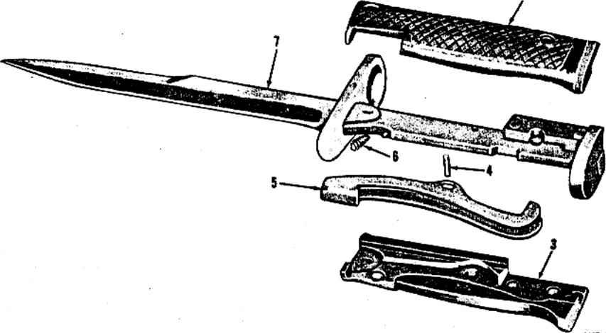 BRefer to TM P for repair part ARMY M14 M14A M2 Bipod Rifle