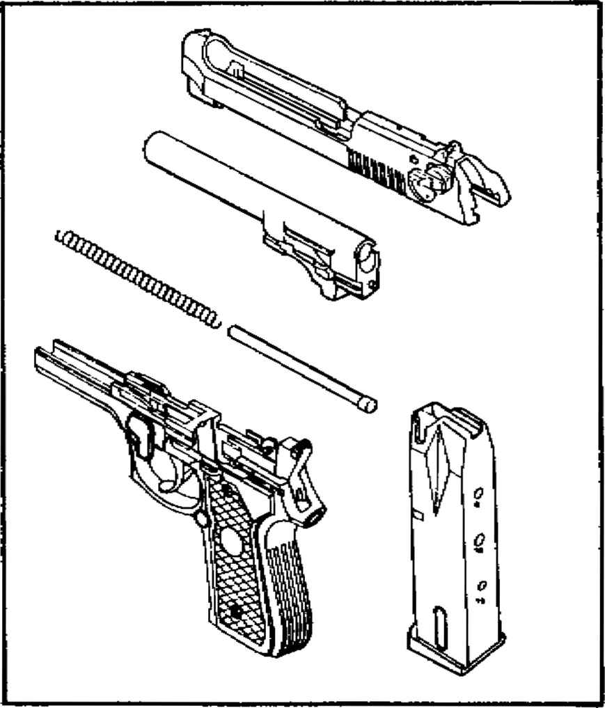 Kimber 1911 Exploded Diagram On Para Ordnance