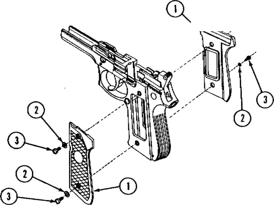 92 Army Pistol Disassembly