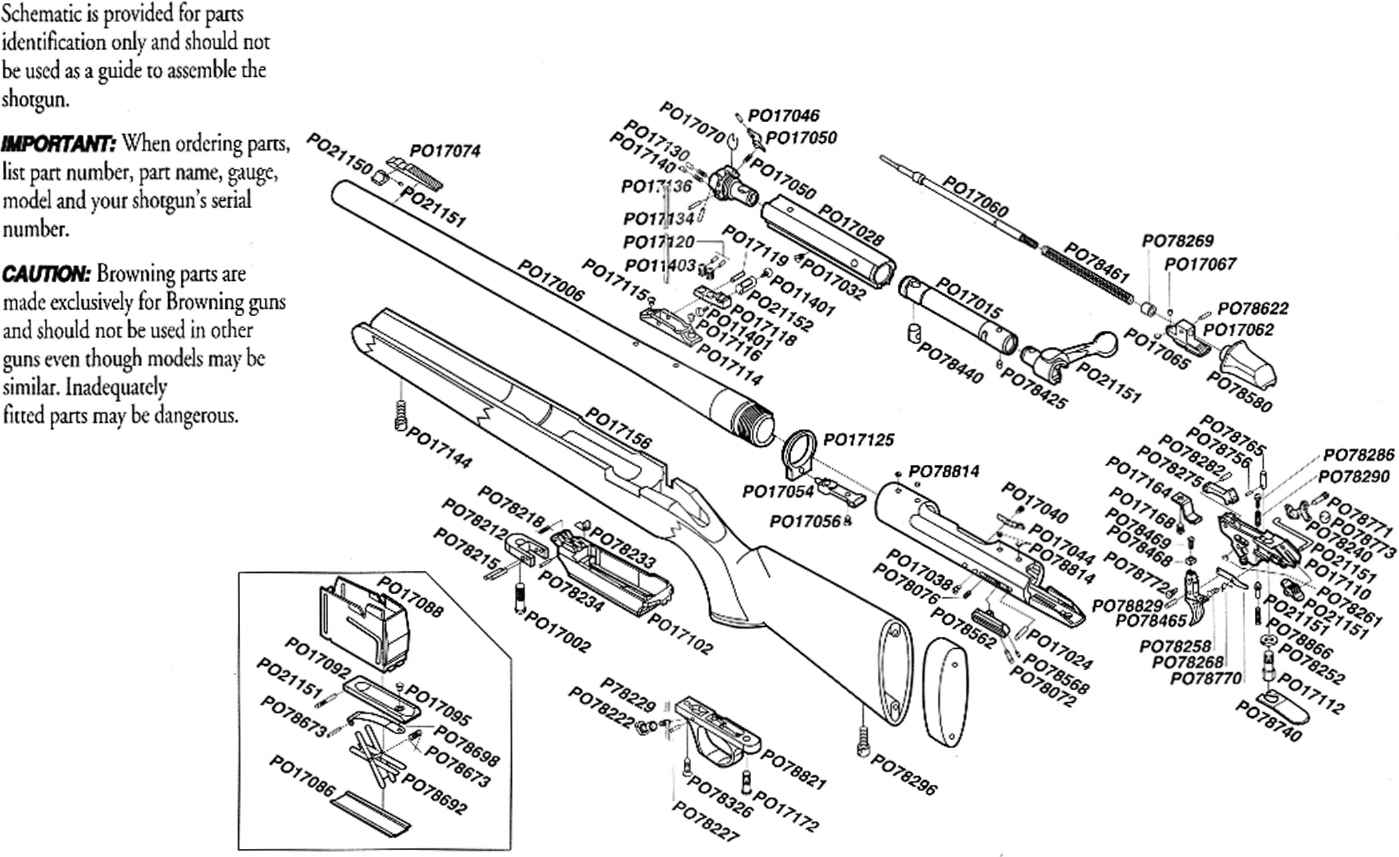 Similiar Midland Browning Shotgun Parts Diagram Keywords