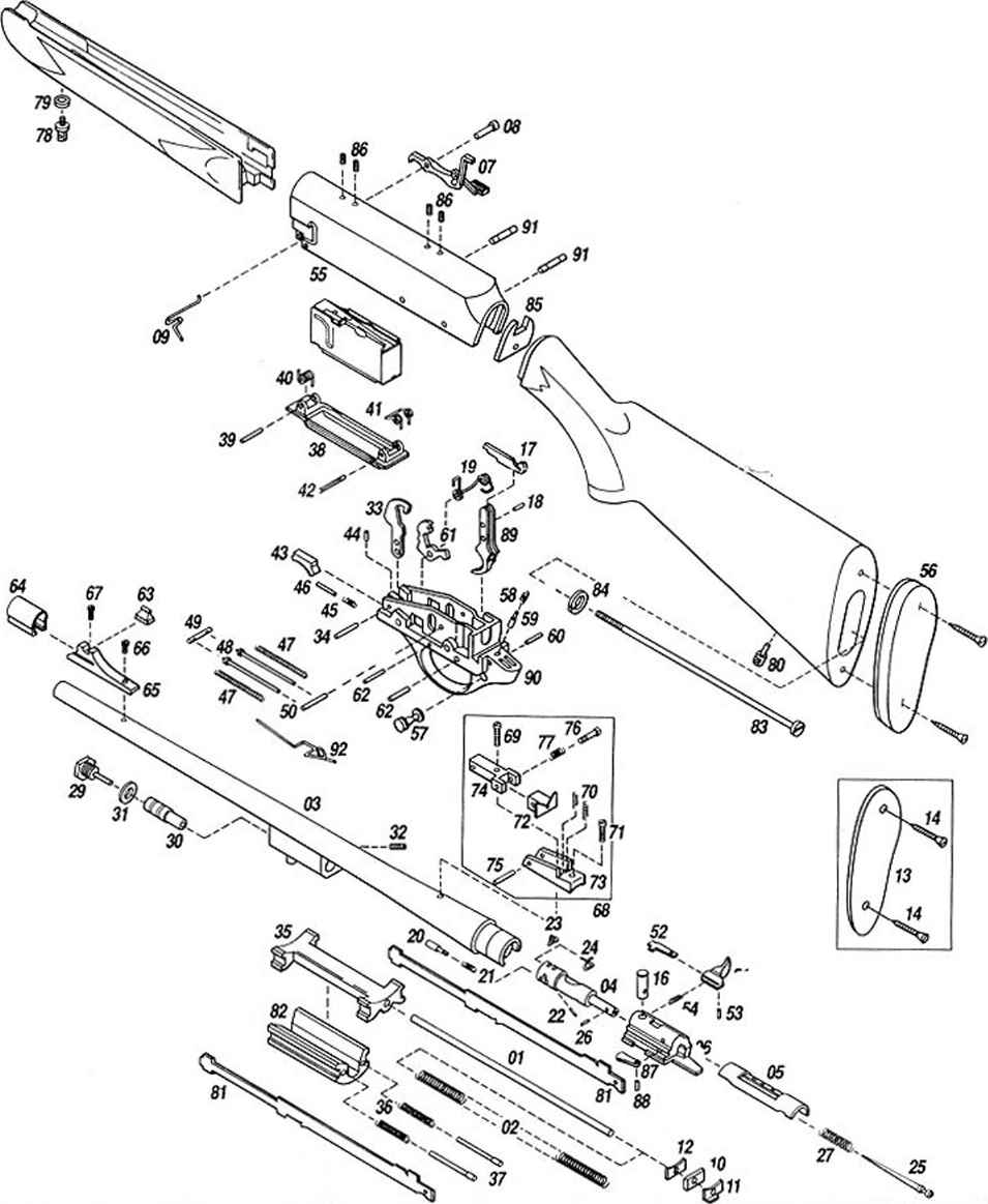 Browning A Bolt Parts Diagram, Browning, Free Engine Image